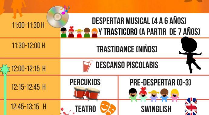 PUERTAS ABIERTAS IV JORNADA en EL TRASTERO MUSICAL
